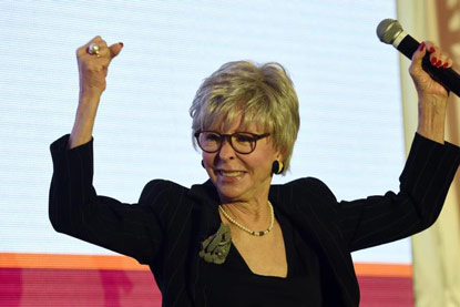 Sin censura Rita Moreno en Animus Summit